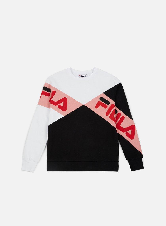 c066ded60ecc FILA WMNS Lidia Boyfriend Crewneck € 85 Crewneck Sweatshirts ...