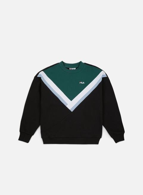 Crewneck Sweatshirts Fila WMNS Nissa Crewneck