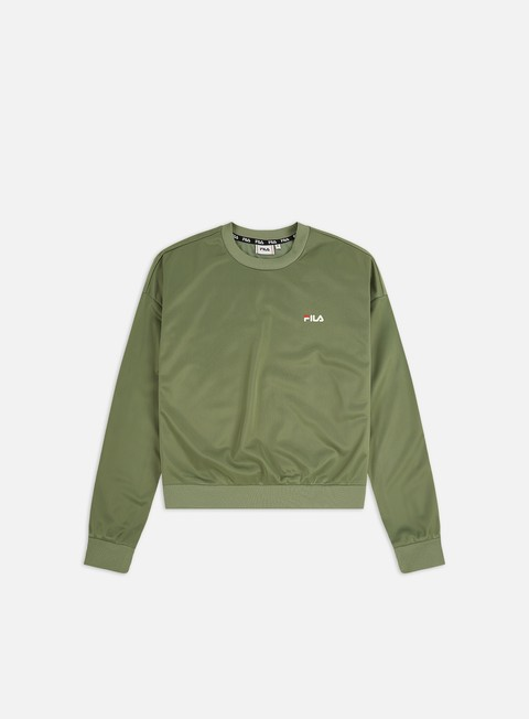 Sale Outlet Crewneck Sweatshirts Fila WMNS Tallis Crewneck