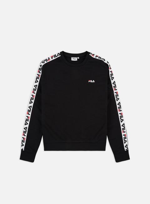 Sale Outlet Crewneck Sweatshirts Fila WMNS Tivka Crewneck