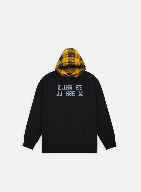 Franklin & Marshall Sfera Ebbasta Checkered Hoodie