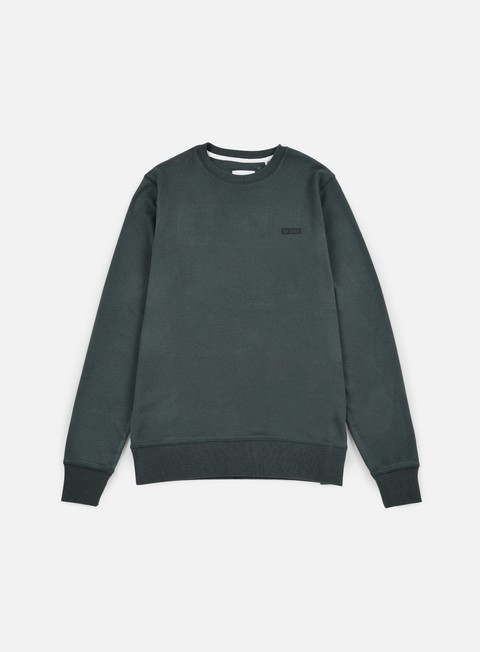 felpe globe bar crewneck military
