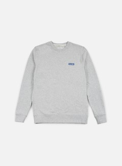 Globe - Block Crewneck, Grey 1