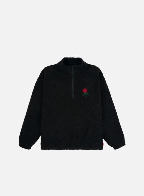 Outlet e Saldi Maglioni e Pile Globe Bloom Half Zip Sweater