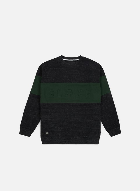 felpe globe boston crewneck lead marle