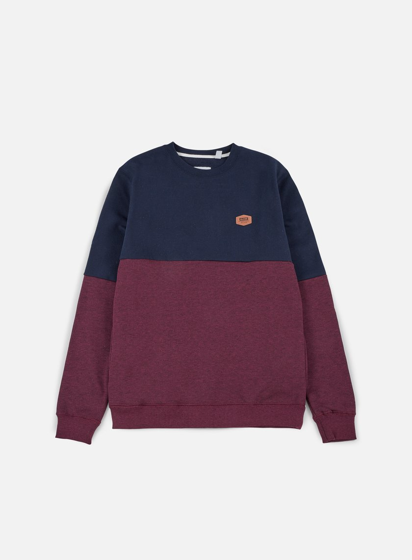 Globe - Covert Crewneck, Port