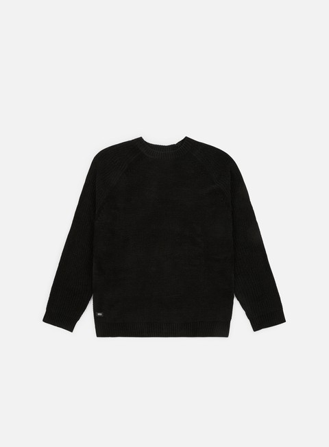 felpe globe dash sweater black