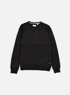 Globe - Dust Crewneck, Black 1