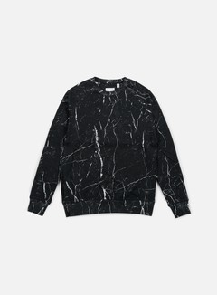 Globe - James Crewneck, Granite 1