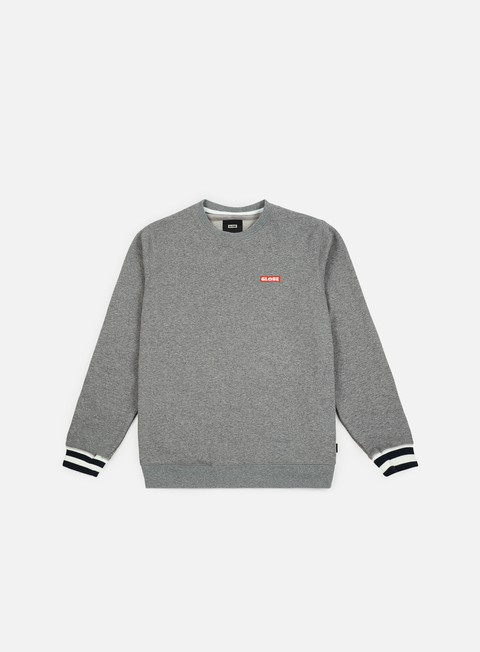 Sale Outlet Crewneck Sweatshirts Globe Majestic Crewneck
