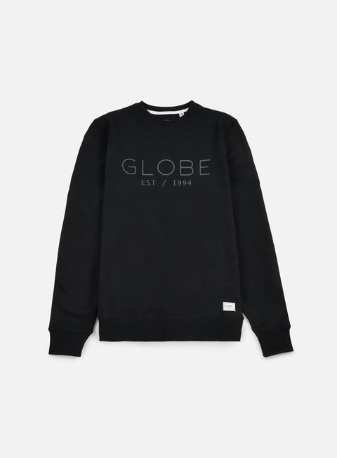 Outlet e Saldi Felpe Girocollo Globe Mod Crewneck