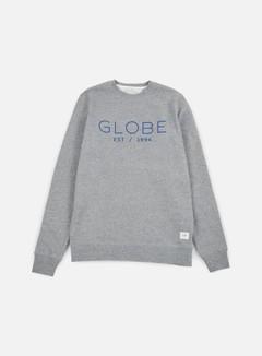 Globe - Mod Crewneck, Pewter Marle