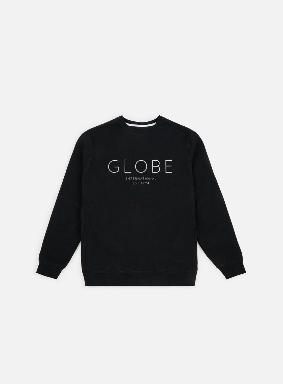 Globe - Mod IV Crewneck, Black