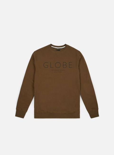 Logo Sweatshirts Globe Mod IV Crewneck