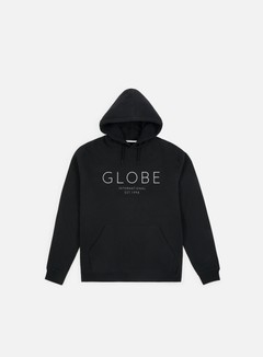 Globe - Mod IV Hoodie, Black 1