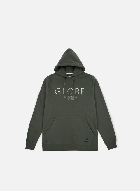 felpe globe mod iv hoodie combat