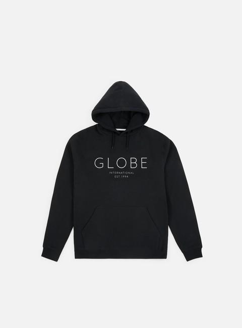 felpe globe mod iv hoodie nu black