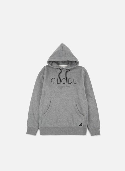 felpe globe mod iv hoodie pewter marble