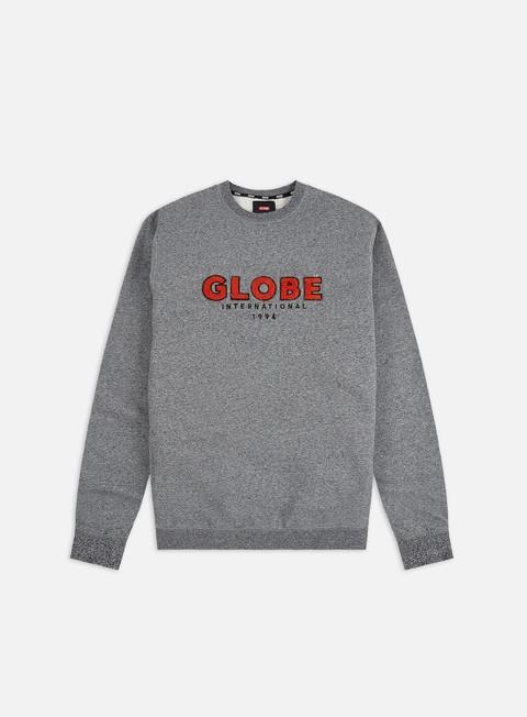 Outlet e Saldi Felpe Girocollo Globe Mod V Crewneck