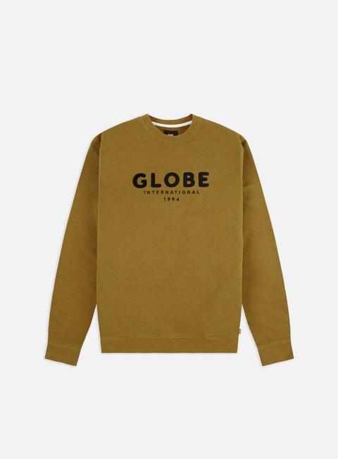 Logo Sweatshirts Globe Mod V Crewneck