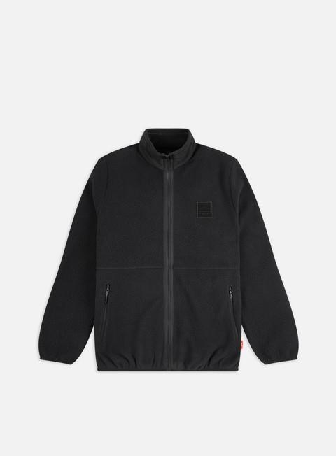 Maglioni e Pile Globe Polartec Zip Thru Jacket