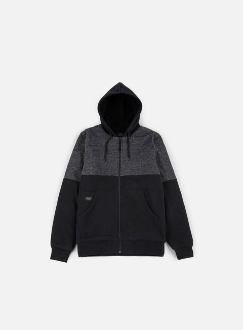 felpe globe slider hoodie black