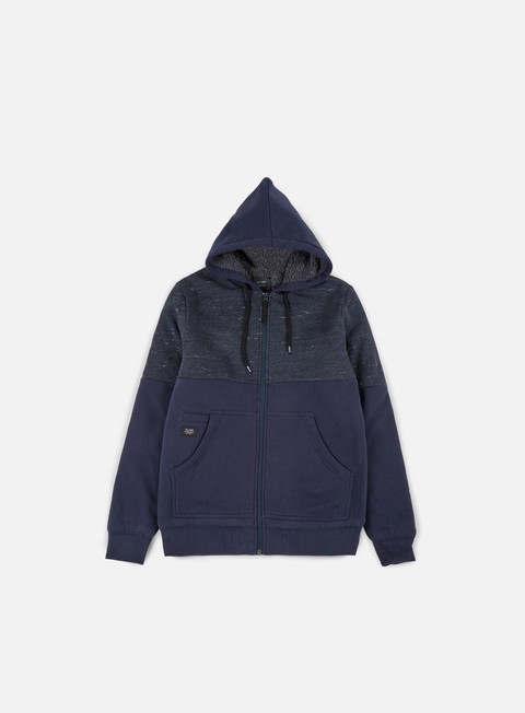felpe globe slider hoodie granite