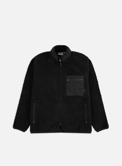 Gramicci - Boa Fleece Jacket, Black