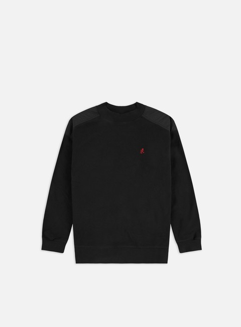 Gramicci Fleece Mock Neck Sweat Shirt