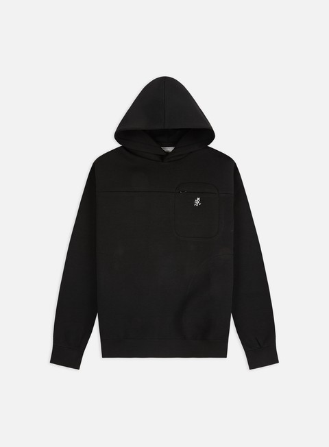 Sale Outlet Hooded Sweatshirts Gramicci Tech Knit Parka Hoodie
