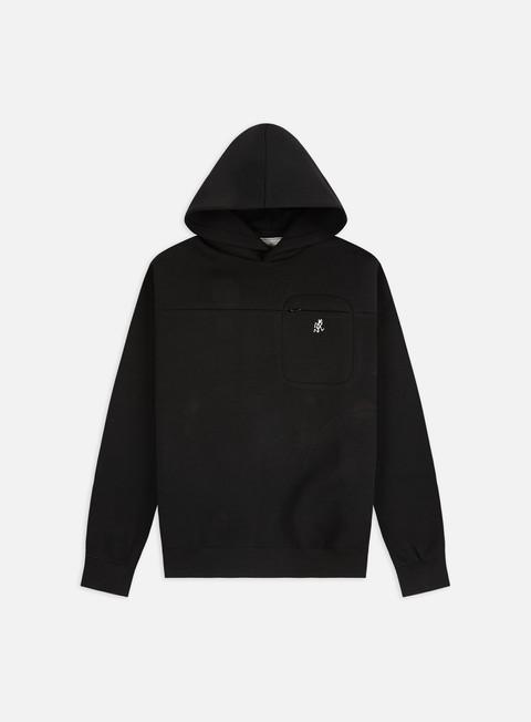 Hooded Sweatshirts Gramicci Tech Knit Parka Hoodie