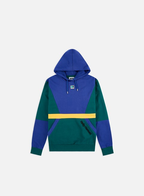 Hooded Sweatshirts Helly Hansen Heritage Blocked Hoodie