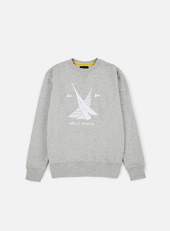 Helly Hansen - HH Crewneck, Light Grey