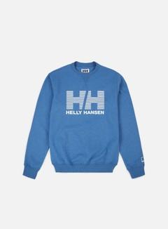 Helly Hansen - HH Crewneck, Melange Blue