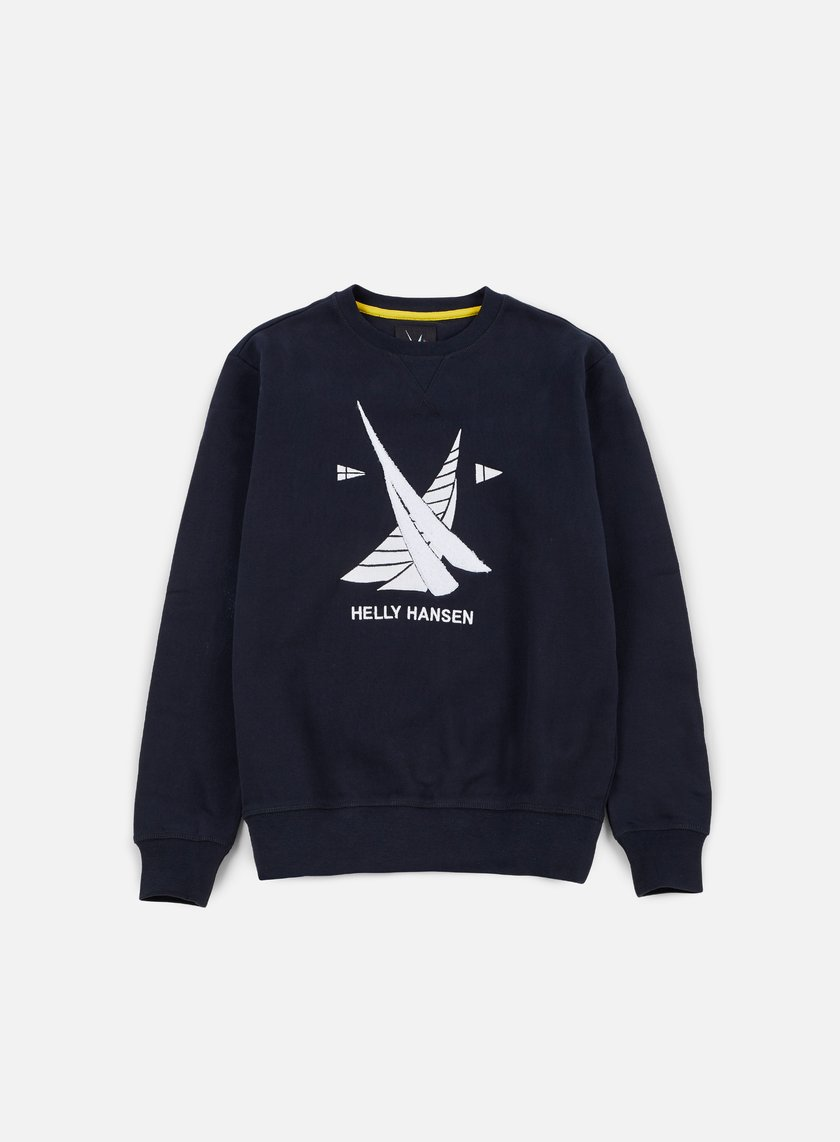 Helly Hansen - HH Crewneck, Navy