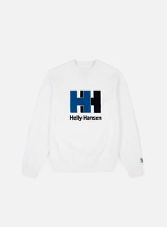 Helly Hansen - HH Crewneck, White