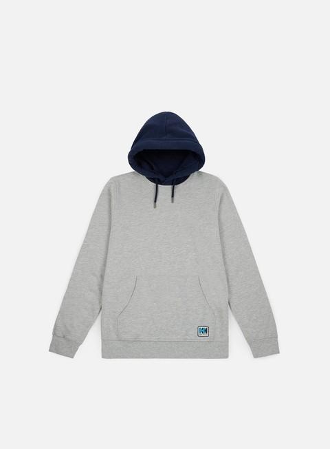 felpe helly hansen hh heritage hoodie grey melange