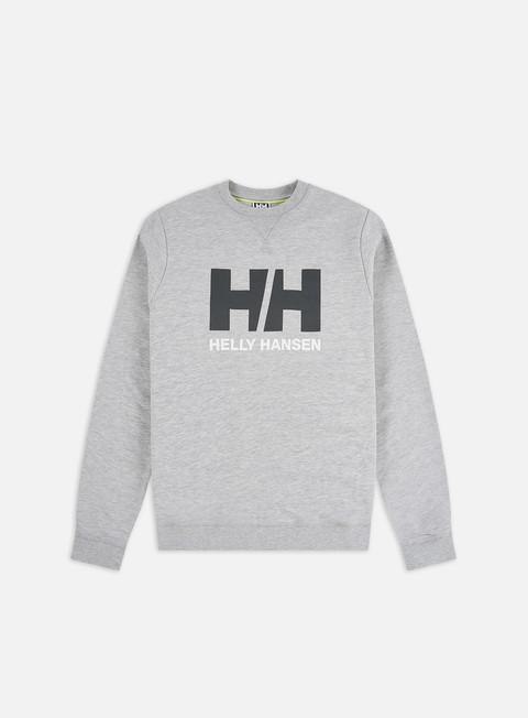 Outlet e Saldi Felpe Girocollo Helly Hansen HH Logo Crewneck