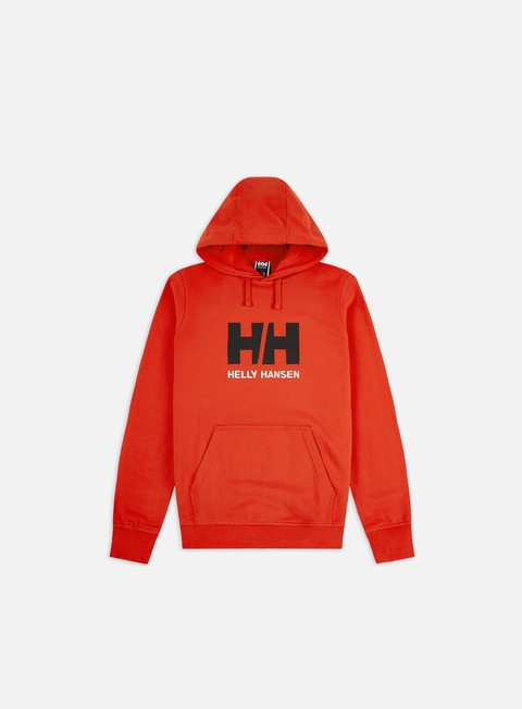 Hooded Sweatshirts Helly Hansen HH Logo Hoodie