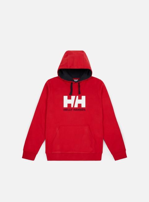 Outlet e Saldi Felpe con Cappuccio Helly Hansen HH Logo Hoodie