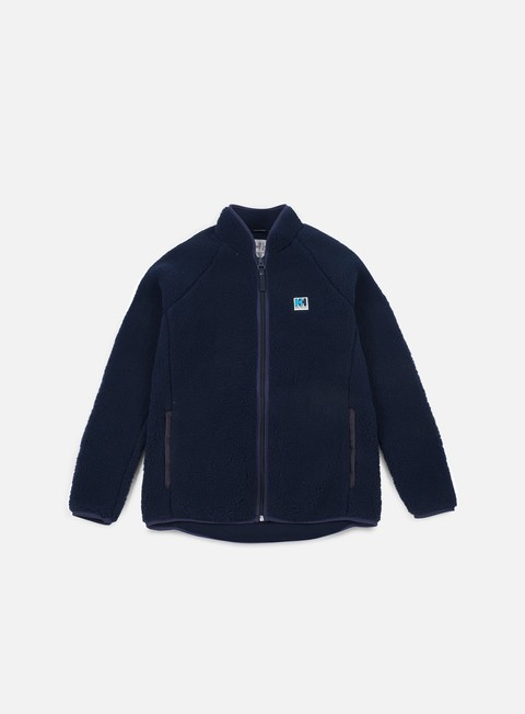 felpe helly hansen hh pile fleece navy