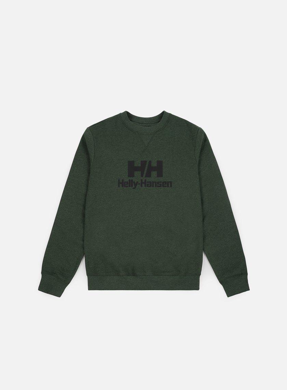 Helly Hansen HH Rubber Logo Crewneck
