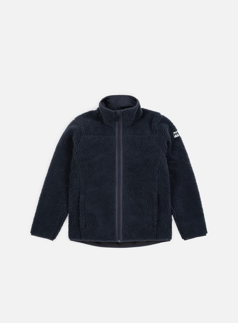 felpe helly hansen september propile jacket graphite blue