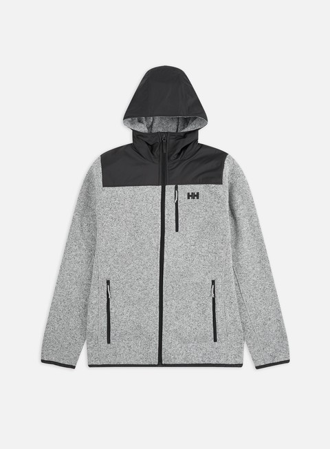 Giacche Intermedie Helly Hansen Varde Hooded Fleece Jacket