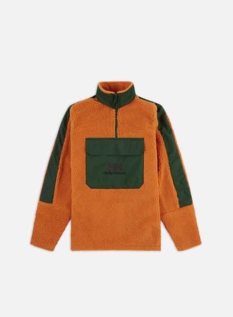 Outlet e Saldi Felpe con Zip Helly Hansen YU 1/2 Zip Pile Sweater