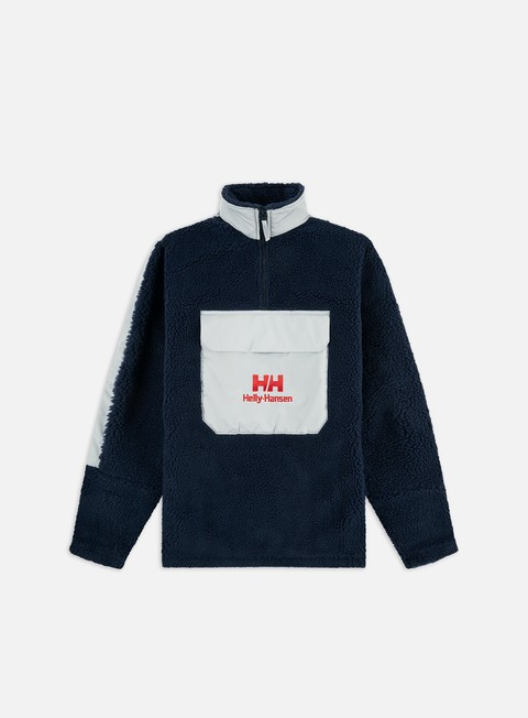Giacche Intermedie Helly Hansen YU 1/2 Zip Pile Sweater