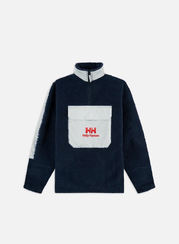 Helly Hansen YU 1/2 Zip Pile Sweater