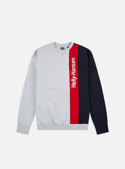 Crewneck Sweatshirts Helly Hansen YU Blocked Crewneck