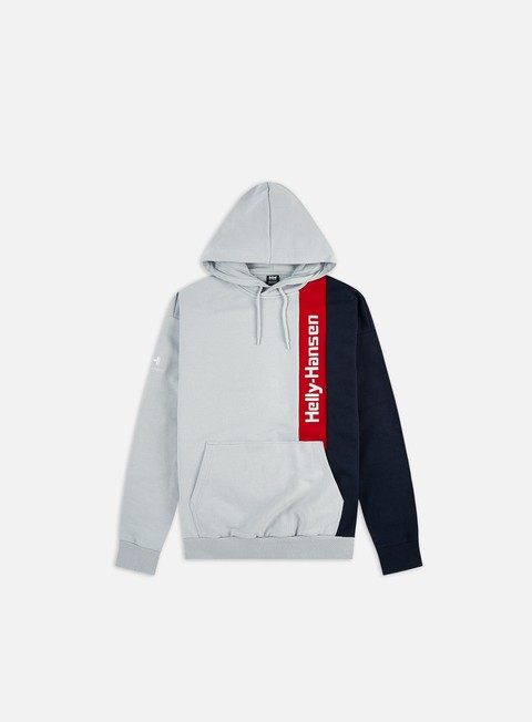 Hooded Sweatshirts Helly Hansen YU Blocked Hoodie