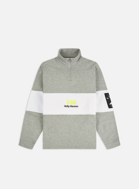 Outlet e Saldi Felpe con Zip Helly Hansen YU20 Half Zip Sweatshirt